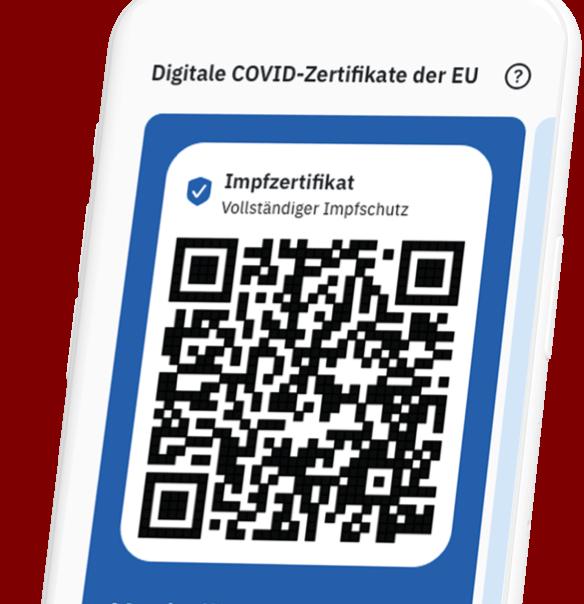 Digitaler Impfausweis CovPass